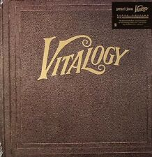 PEARL JAM - Vitalogy 2 x 180gm Vinyl LP  Reissue NEW & SEALED
