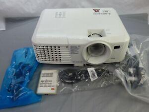 Mitsubishi EX320U DLP HDMI Projector 3D Ready Crestron Texas Instruments Sealing