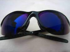 Gafas de sol de hombre de espejo ovaladas sin marca
