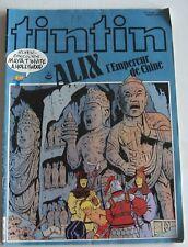 JOURNAL TINTIN Nº373 ALIX EMPERADOR DE CHINA BUEN ESTADO 1982