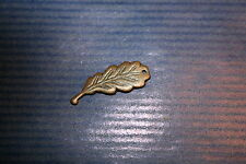 ORIGINAL WWI WW1 MEDAL MENTIONED IN DESPATCHES OAK LEAF PALM FRENCH MADE