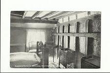 (c95) Andrew Borde's Bedroom, Mint House, Pevensey, Sussex c1910 - Unused