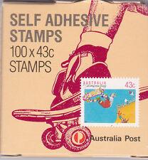1990 Sports Series II Complete Box of 100 x 43c Stamps - 1 Koala Reprint