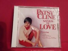CD Patsy Cline sings Songs of Love  New and Sealed