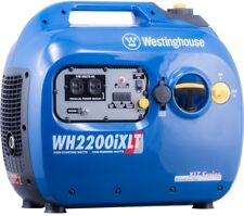 Westinghouse Digital Inverter Generator 2,200-W Gasoline Powered Lightweight