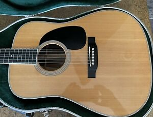 2000 Martin D-35 Dreadnought Acoustic Guitar w/OHSC Excellent