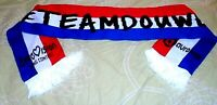 2016 EUROVISION SONG CONTEST SCARF OF TEAM DOUWE FROM THE NETHERLANDS - HOLLAND