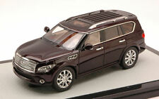 Infiniti QX56 2011 Brown Metallic Limited Edition (299 pcs) 1:43 GLM MODELS