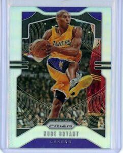 2019-20 Panini Prizm KOBE BRYANT SILVER #8  Los Angeles Lakers  HOF