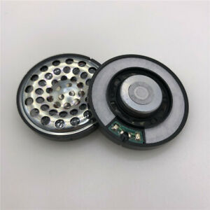 Awesome sound New 50mm 32 Ohm Speaker Unit for DIY headphone with iron cover