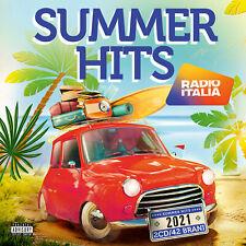 Artisti Vari Radio Italia Summer Hits 2021 Doppio CD Nuovo & Sigillato