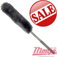 NEW!! 2019 Monza Luxury Wheel Woolie Car Wheel & Grille Cleaning Brush £4.00 OFF