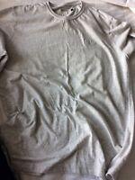 Cross Hatch grey short sleeve tshirt size L