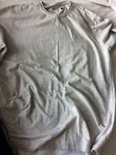 Cross Hatch Gris Camiseta De Manga Corta Talla L