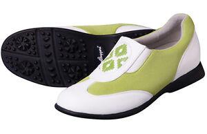 Sandbaggers Golf Shoes: Bali Lime