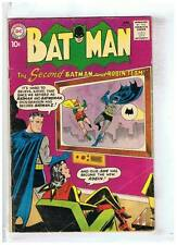DC Comics Batman #131 VG/F- 1960