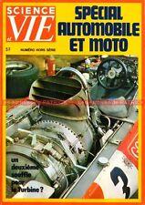 SCIENCE et VIE HS 1972 SALON AUTO MOTO ; Cadillac Mercedes Rolls-Royce