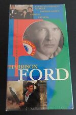 The HARRISON FORD Collection (VHS, 1997, 4-Tape Set) NEW Free Shipping SEALED
