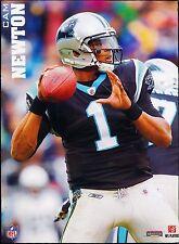 "Cam Newton 6"" x 4.5"" Collectible Mini Plaque Picture (BuyMVP)"