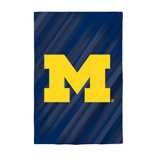 University of Michigan Garden Flag! Two different sides!