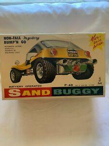 Taiyo Sand Buggy P 48 Made In Japan Vintage Toy Not working Original Box