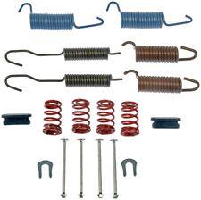 Drum Brake Hardware Kit Rear,Front Dorman HW7225