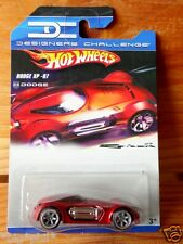 Hot Wheels Designers Challenge 2008 DODGE XP-07 - Metalflake Red (A+/A)