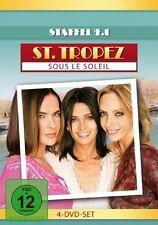 ST.TROPEZ - SOUS LE SOLEIL - STAFFEL 4.1  4 DVD NEU  ADELINE BLONDIEAU/+