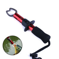 3 Colors Portable Stainless Steel Fishing Fish Lip Grabber Gripper Sea Fishing