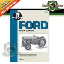 New Holland Tractor Parts For Ford Manual Sale Ebay. Itfo19 New Shop Manual For Ford Naa Jubilee. Ford. New Holland Ford Tractor 4400 Wiring Diagram At Scoala.co