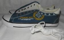 Zhong Xin Canvas Herren Sneaker Sport Shoes Schuhe Gr.44 NEU blau