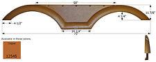 Coachmen Tandem RV Fender Skirt FS2545, Copper Metallic