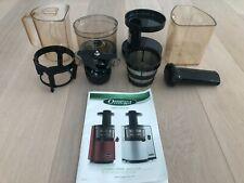Omega Low Speed Masticating Juicer - Parts for VSJ843QS / VSJ843Q / VSJ843R