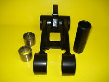 JCB PARTS MINI DIGGER BUCKET TIPPING LINK INCLUDNG BUSHES (PART NO 232/03901)
