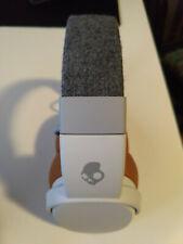Skullcandy Crusher Wireless S6CRW Bluetooth Over Head Headphones Grey Tan Cream