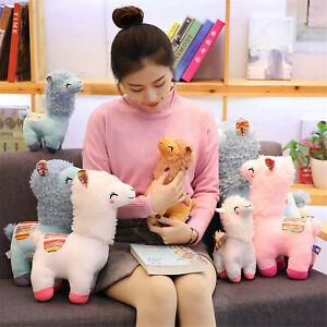 Cute Llama Doll Plush Sheep Children's Birthday Gift Lovely Llama Plush Toys