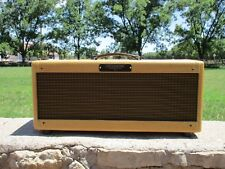 30 Watt Tweed Deluxe 5E3 Head!!! Carl's Custom Amps CPC-15T x2 Video!