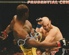 OVINCE SAINT PREUX SIGNED AUTO'D 8X10 PHOTO UFC 197 FIGHT NIGHT STRIKEFORCE B