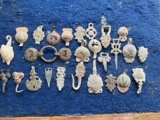 Lot Of Medieval Fasteners/Attachments.One Saxon.