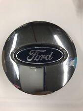 4x Ford Chrome Polish Wheel Hub Center Caps #BB53-1A096-RA Edge Explorer Fusion