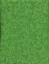Kelly Green Bright FLANNEL Quilt Fabric - 1 Fat Quarter