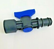 12.5mm x 1/2 Bsp Female Shut off Valve for Drinking Water  , Isolating Tap