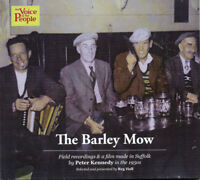 THE BARLEY MOW CD+DVD album set NEW/SEALED The Voice Of The People Topic