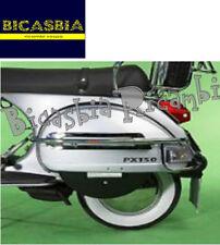 9932 SALVASCOCCHE PERIMETRALE FACO CROMATO VESPA 125 150 200 PX - ARCOBALENO
