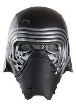 Adult Kylo Ren Face Mask Helmet Star Wars Force Awakens Fancy Dress Accessory