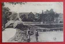 Postcard POSTED 1904 FOUR ARCHES YARDLEY WOOD BIRMINGHAM WARWICKSHIRE