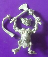 C25 Fimir noble hero warrior Citadel gw games workshop oldhammer dual ace mace