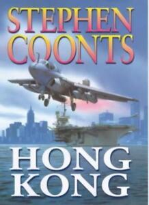 Hong Kong,Stephen Coonts- 9780752837956