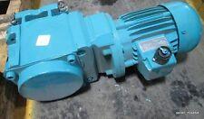 SCHENCK KS203 GEAR REDUCER W/ 0.25KW MOTOR