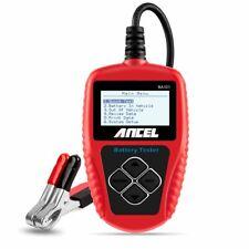 Tester professionale per batteria da auto 12 V, Analizzatore digitale 220AH